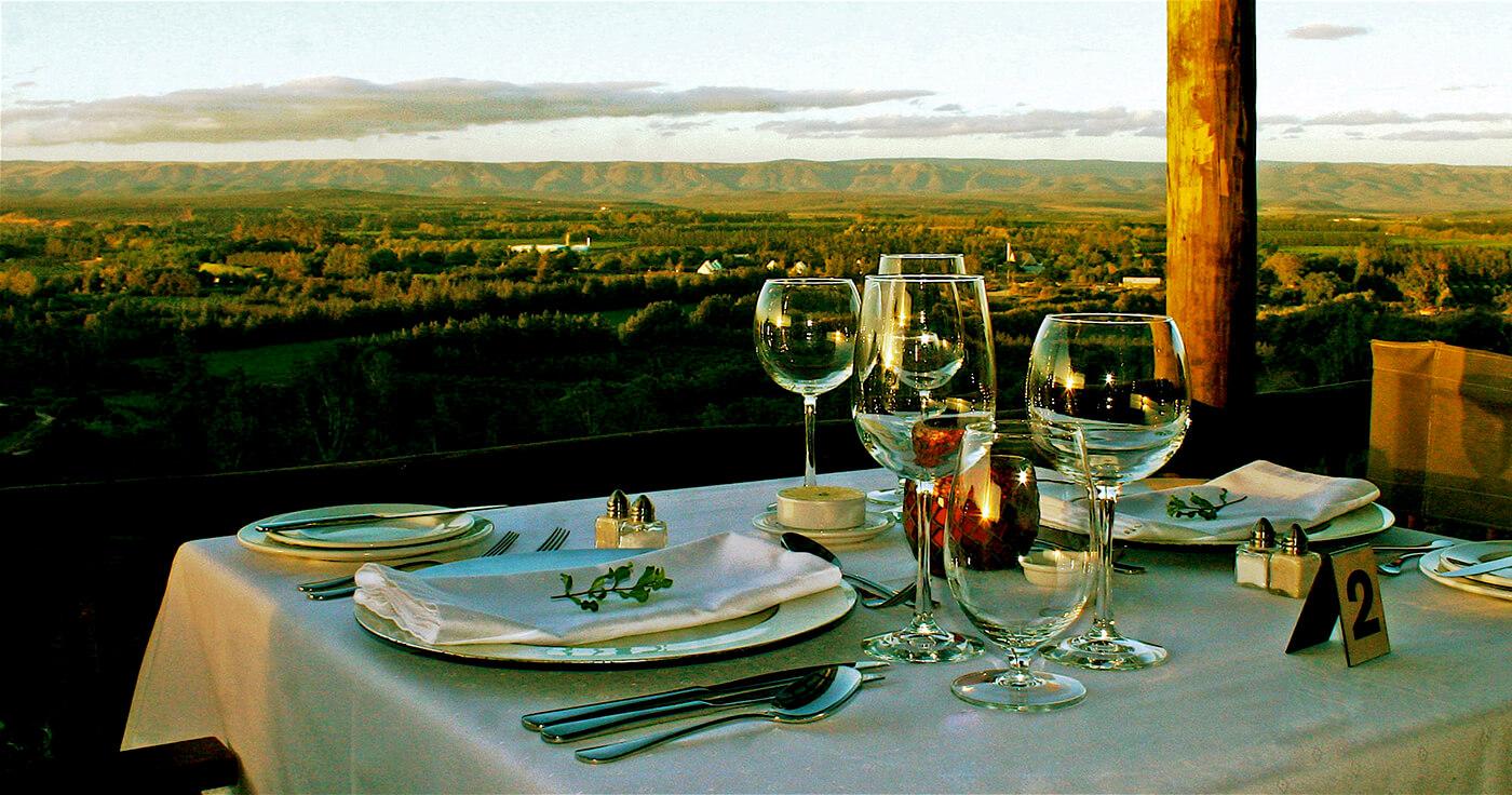 Addo dining Hitgeheim
